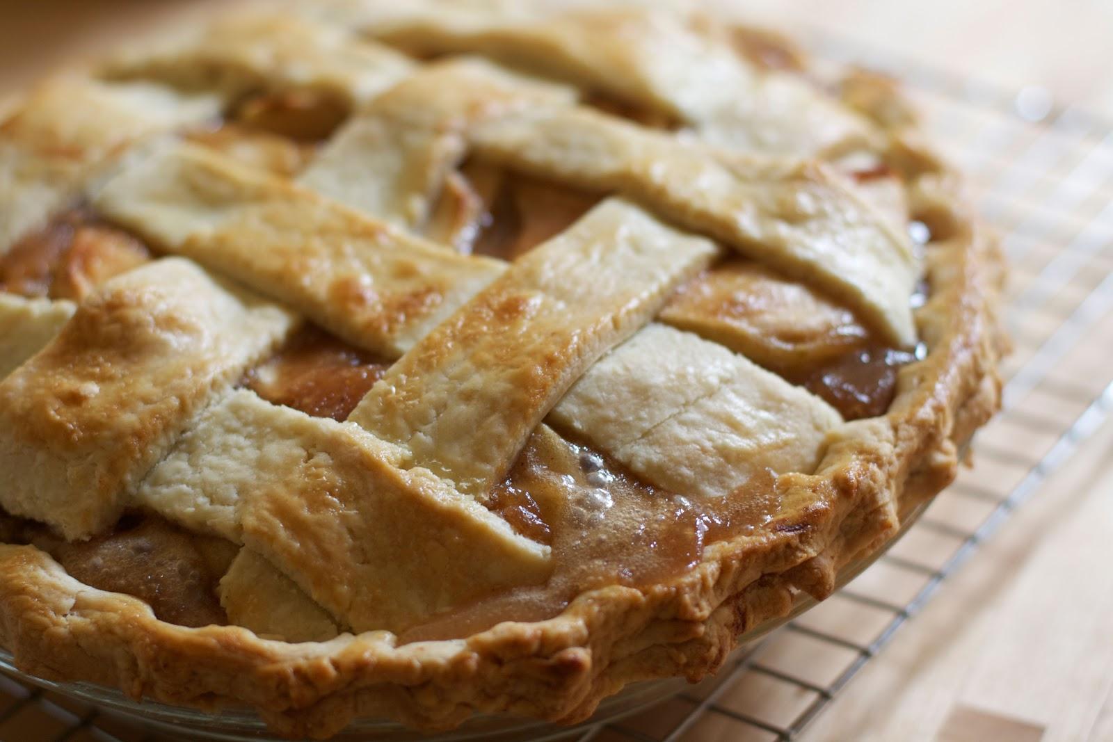 apple pie recipes dishmaps. Black Bedroom Furniture Sets. Home Design Ideas
