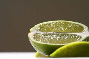 Lime Salt Body Scrub