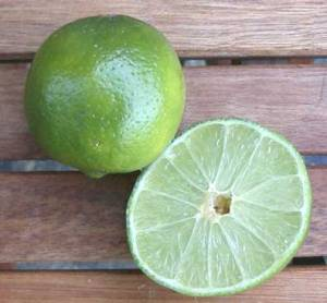 Lime Facial for Acne