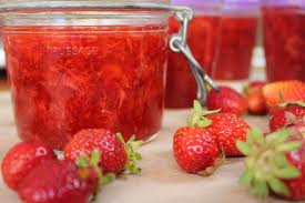 Exfoliating Strawberry Body Scrub